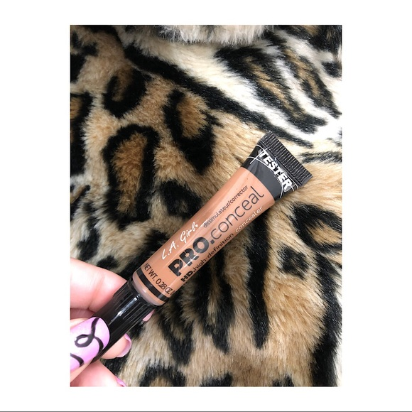 L.A. Girl Other - L.A. Girl HD Pro Conceal in Toast